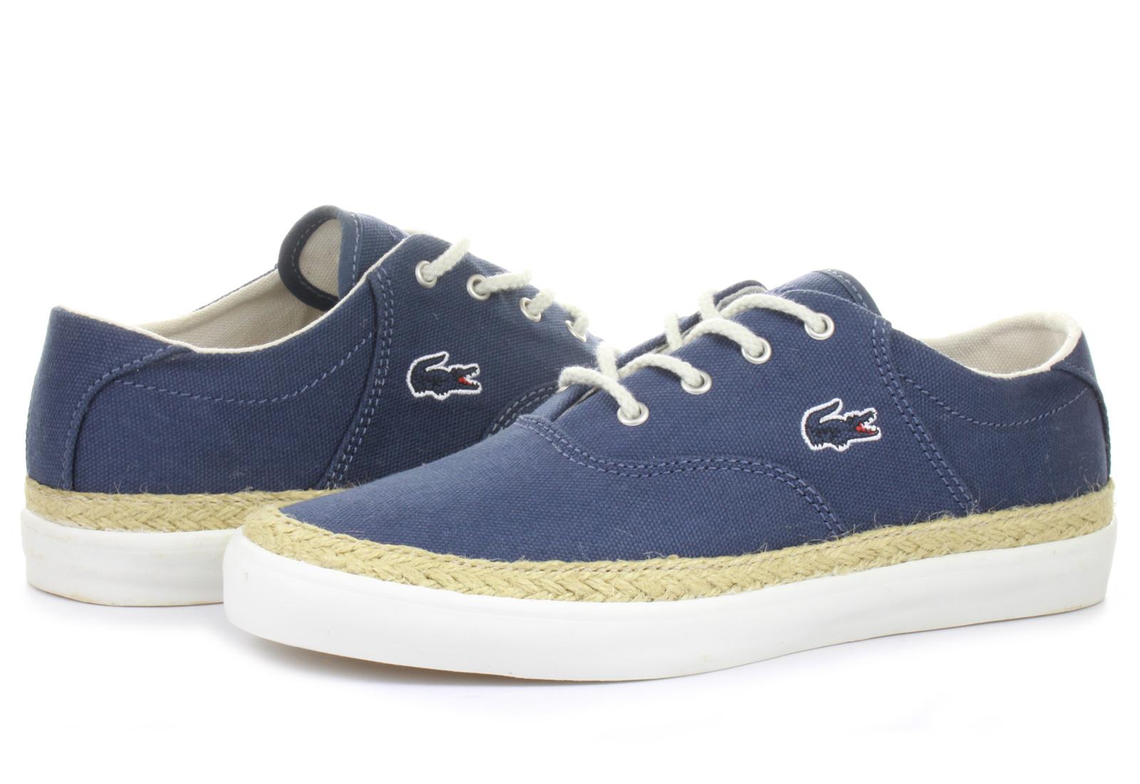 Lacoste Glendon Dark Blue Top Quality shoes online hot sale