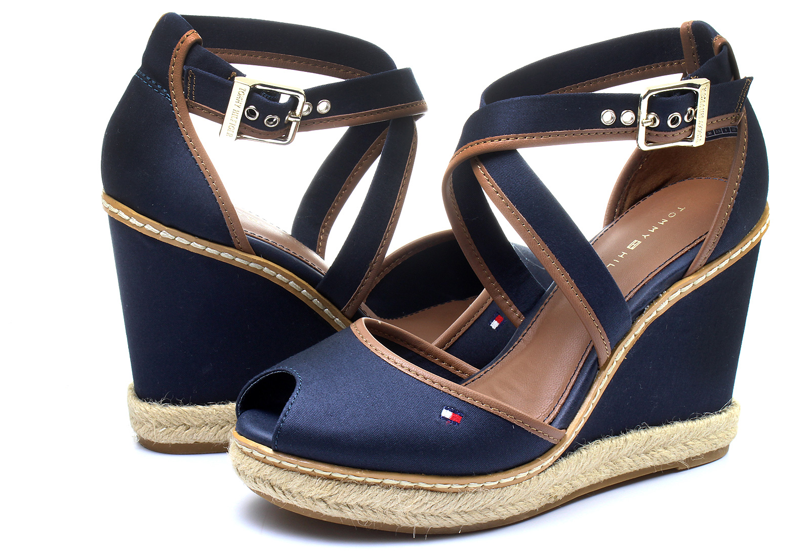 tommy hilfiger sandals emery 50d 14s 6768 403 online shop for sneakers shoes and boots. Black Bedroom Furniture Sets. Home Design Ideas