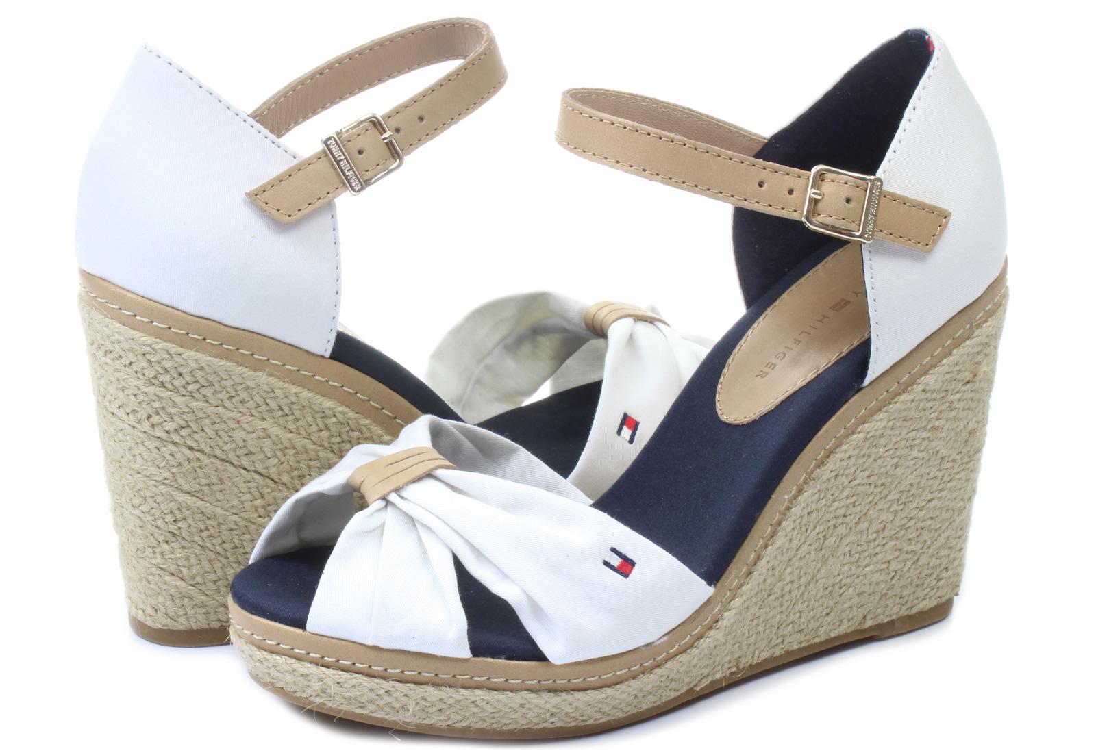 tommy hilfiger sandals emery 54d 14s 6770 100 online. Black Bedroom Furniture Sets. Home Design Ideas