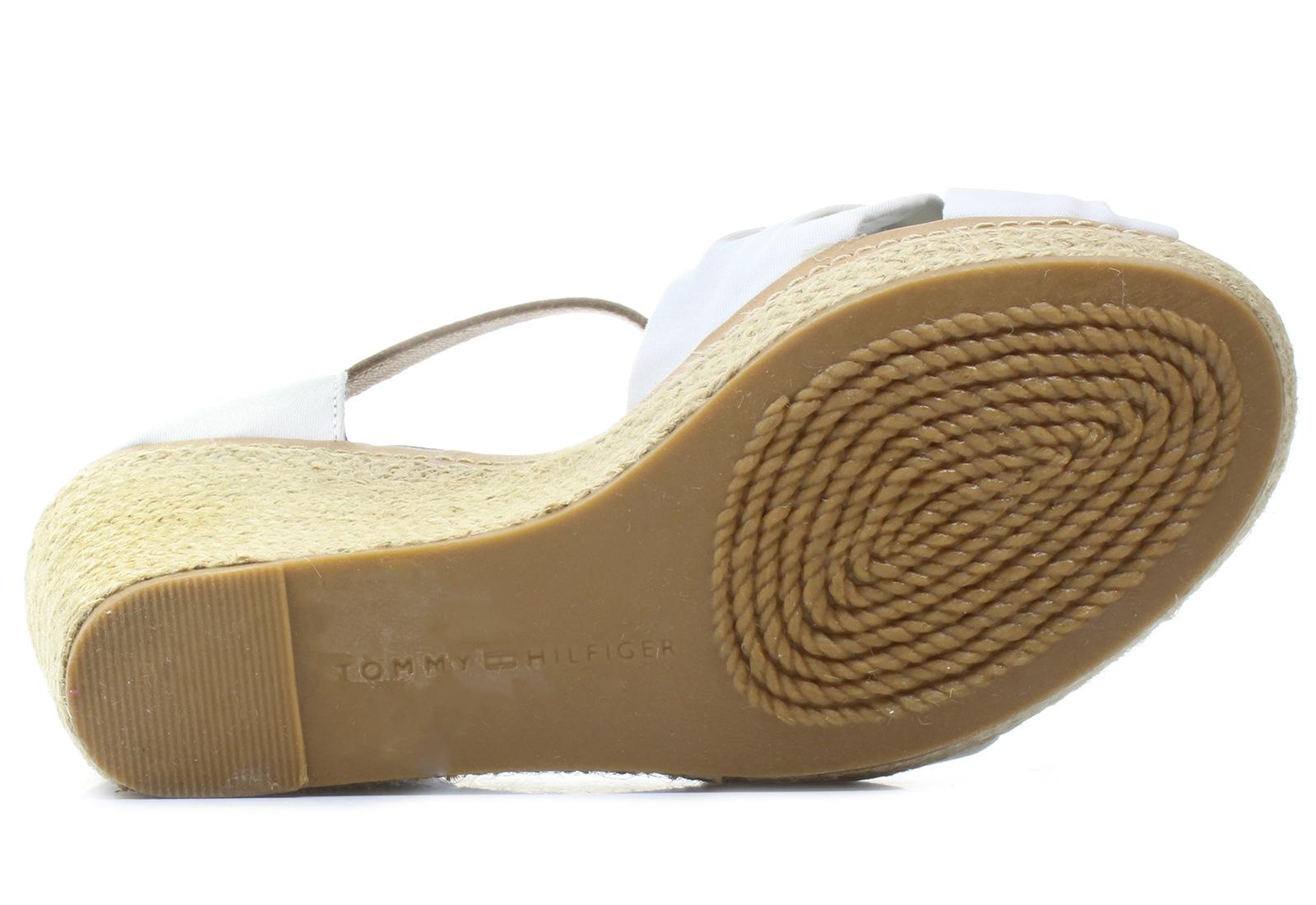 tommy hilfiger sandals emery 54d 14s 6770 100 online shop for. Black Bedroom Furniture Sets. Home Design Ideas