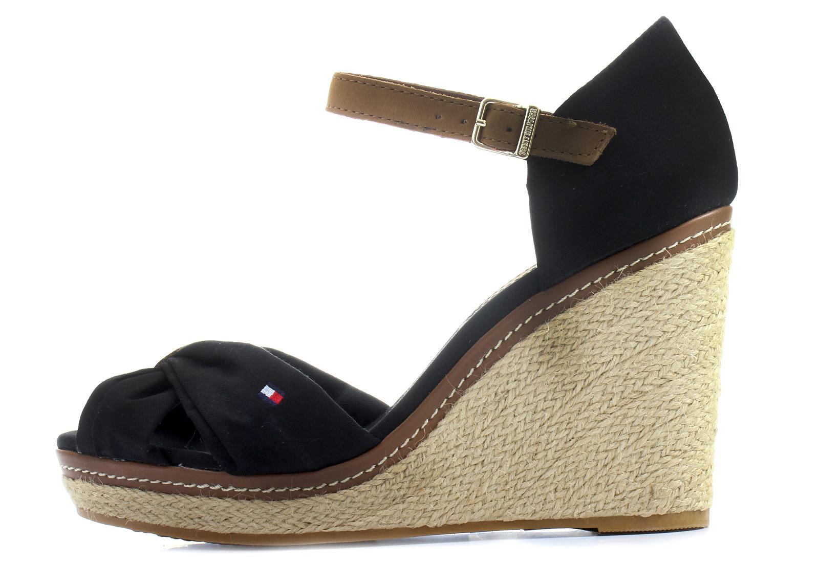 tommy hilfiger sandals emery 54d 14s 6770 990 online shop for. Black Bedroom Furniture Sets. Home Design Ideas