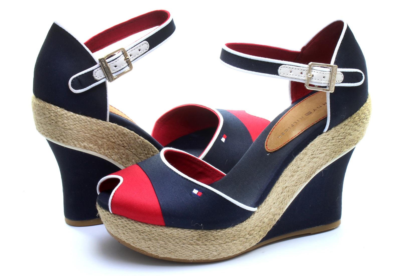 c2997622f2de5e Tommy Hilfiger Sandals - Irene 3d - 14S-6786-403 - Online shop for ...