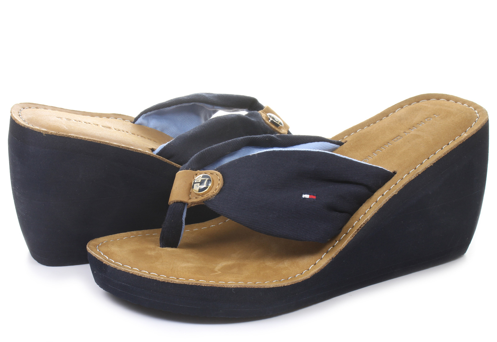 fa4f8e7fd8ec88 Tommy Hilfiger Slippers - Myriam 9c - 14S-6810-403 - Office Shoes ...