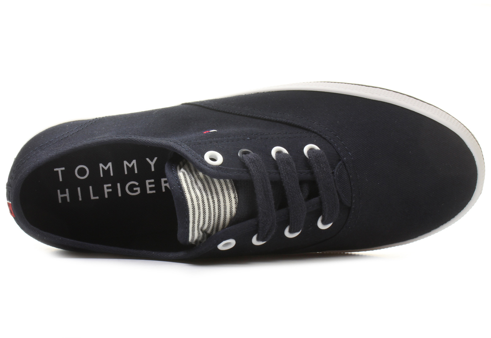 Tommy Hilfiger Tornacipő - Victoria 1d - 14S-6883-403 - Office Shoes ... 7eda11354f