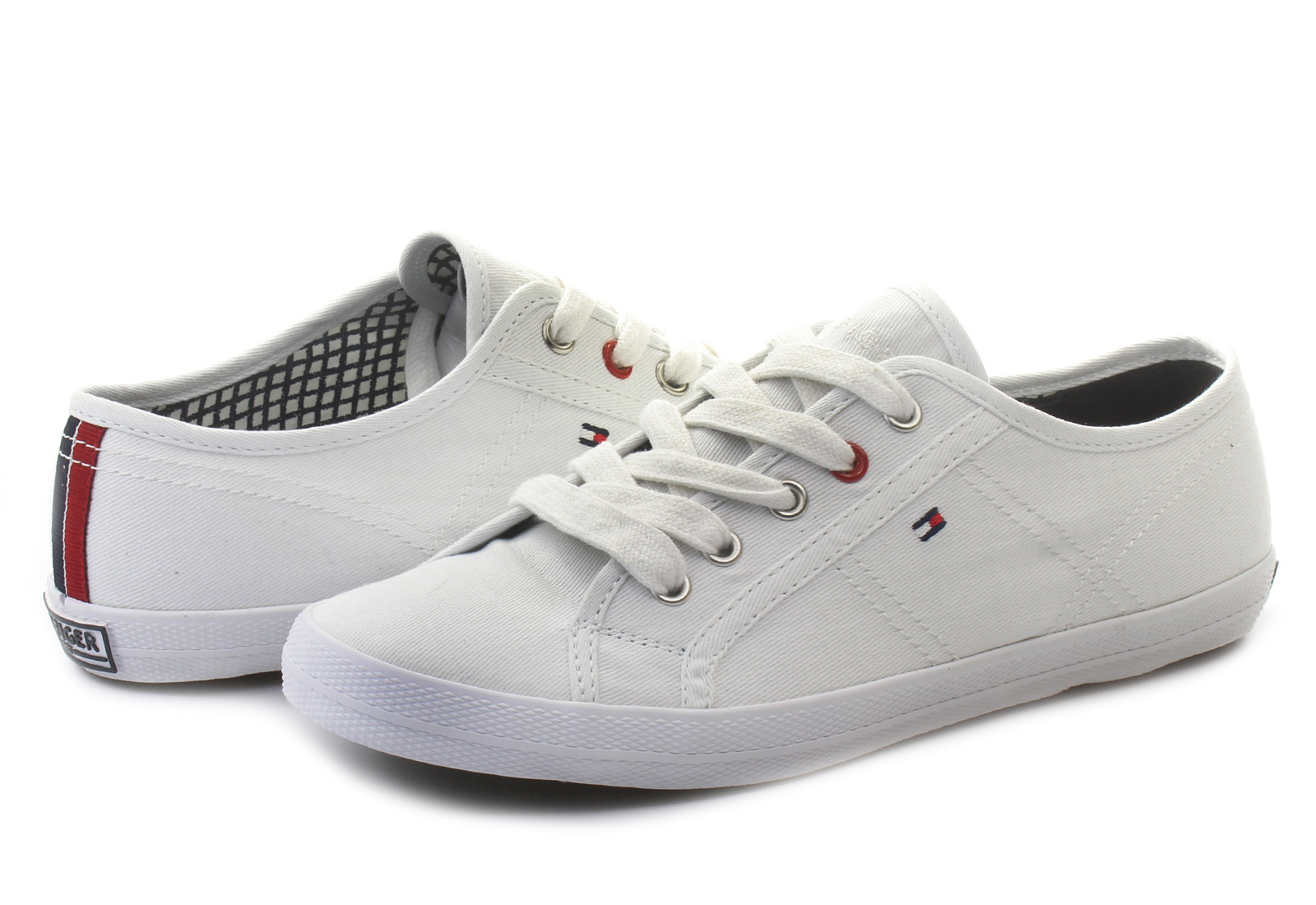 Tommy Hilfiger Tornacipő - Victoria 2d - 14S-6884-100 - Office Shoes ... 800d5881e1