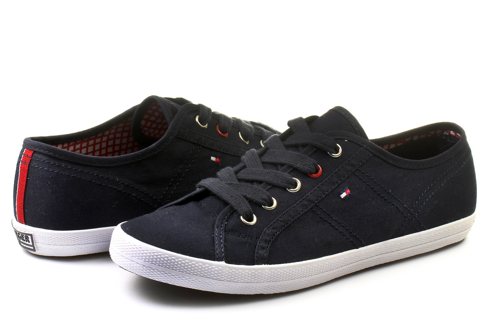 tommy hilfiger sneakers victoria 2d 14s 6884 403 online shop for sneakers shoes and boots. Black Bedroom Furniture Sets. Home Design Ideas