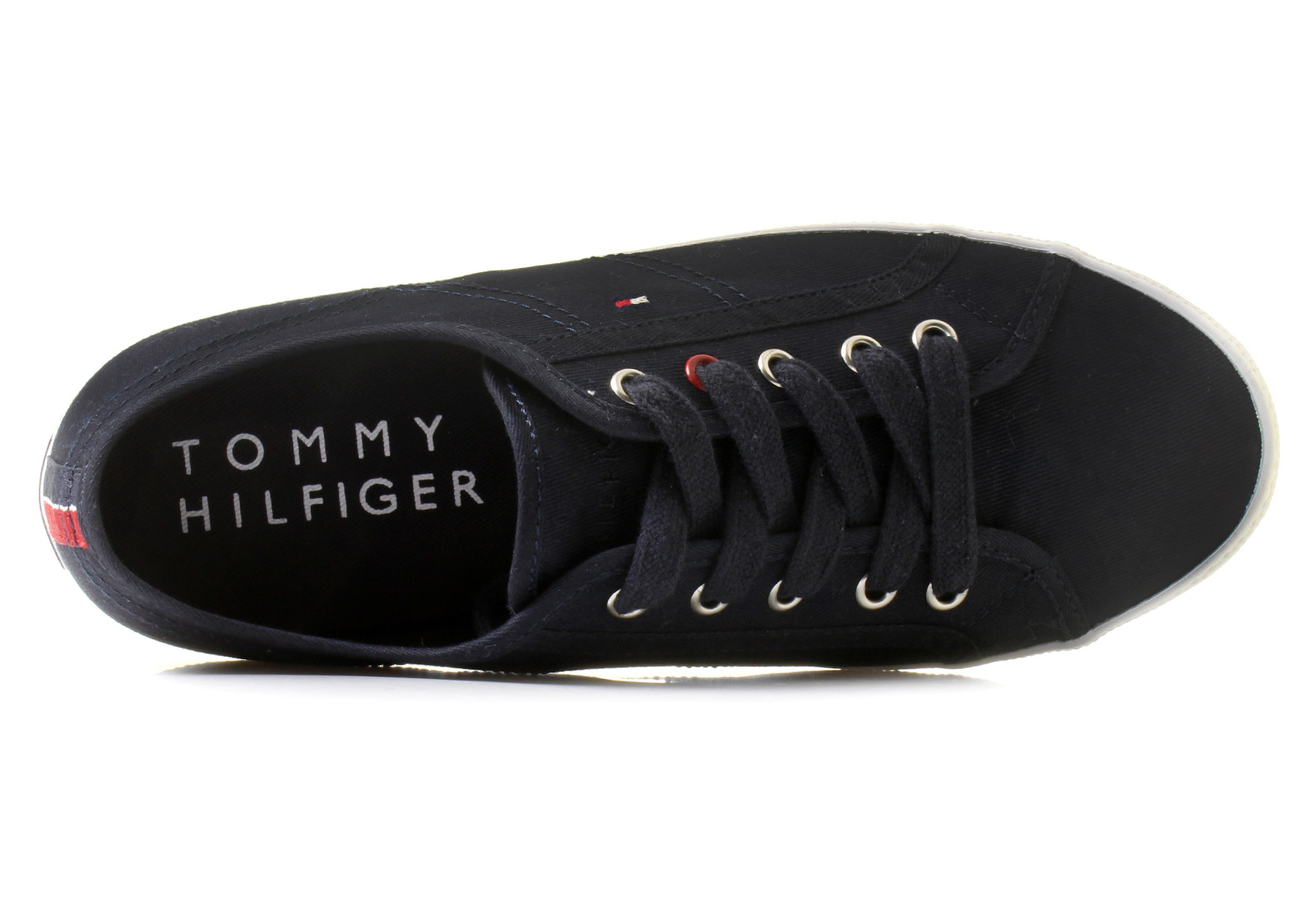 tommy hilfiger sneakers victoria 2d 14s 6884 403 online shop for. Black Bedroom Furniture Sets. Home Design Ideas