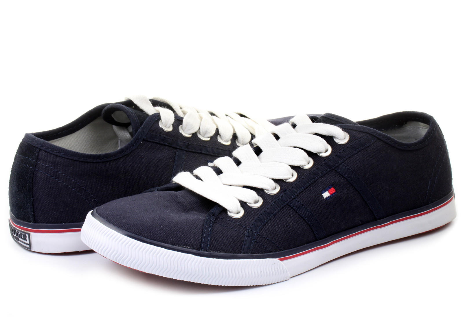 tommy hilfiger sneakers vantage 2a 14s 6983 403 online shop for sneakers shoes and boots. Black Bedroom Furniture Sets. Home Design Ideas