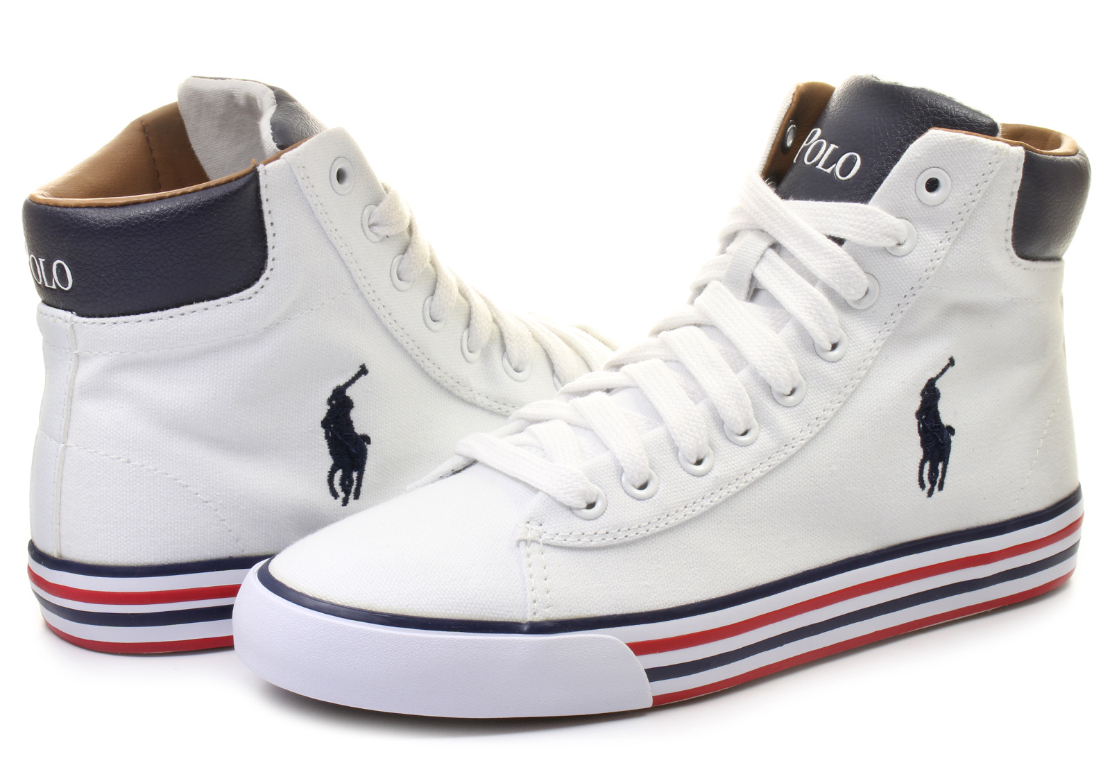 polo ralph lauren sneakers harvey mid 295 c w1433 online shop for sneakers shoes and boots. Black Bedroom Furniture Sets. Home Design Ideas