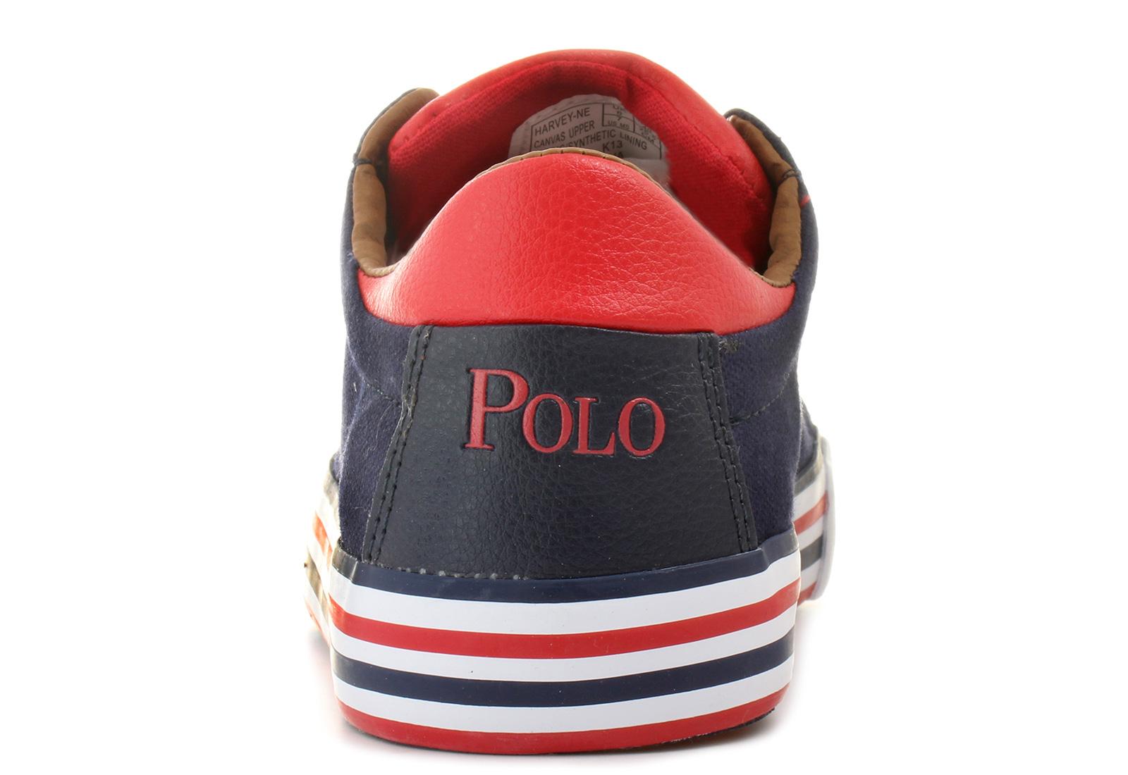 88843ca109 Polo Ralph Lauren Tenisky - Harvey-ne - 296-c-w48nr - Tenisky ...