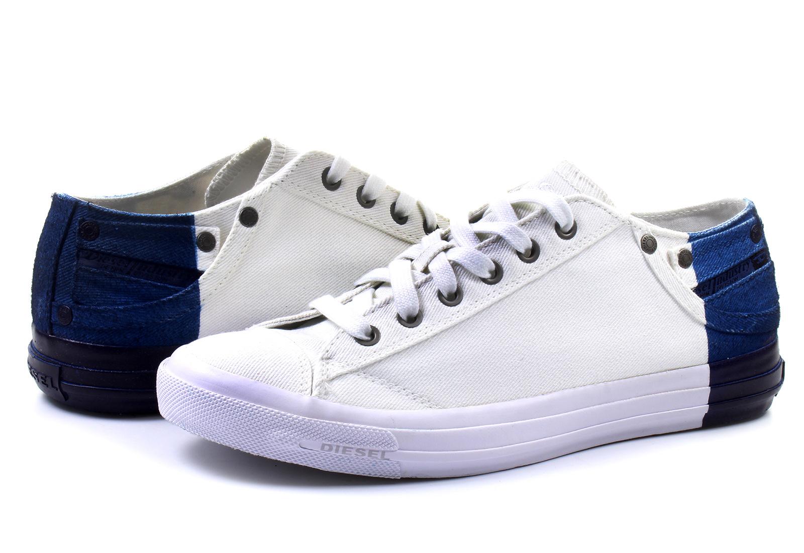 Diesel Sneakers - Exposure Low - 321-192-5288 - Online ...