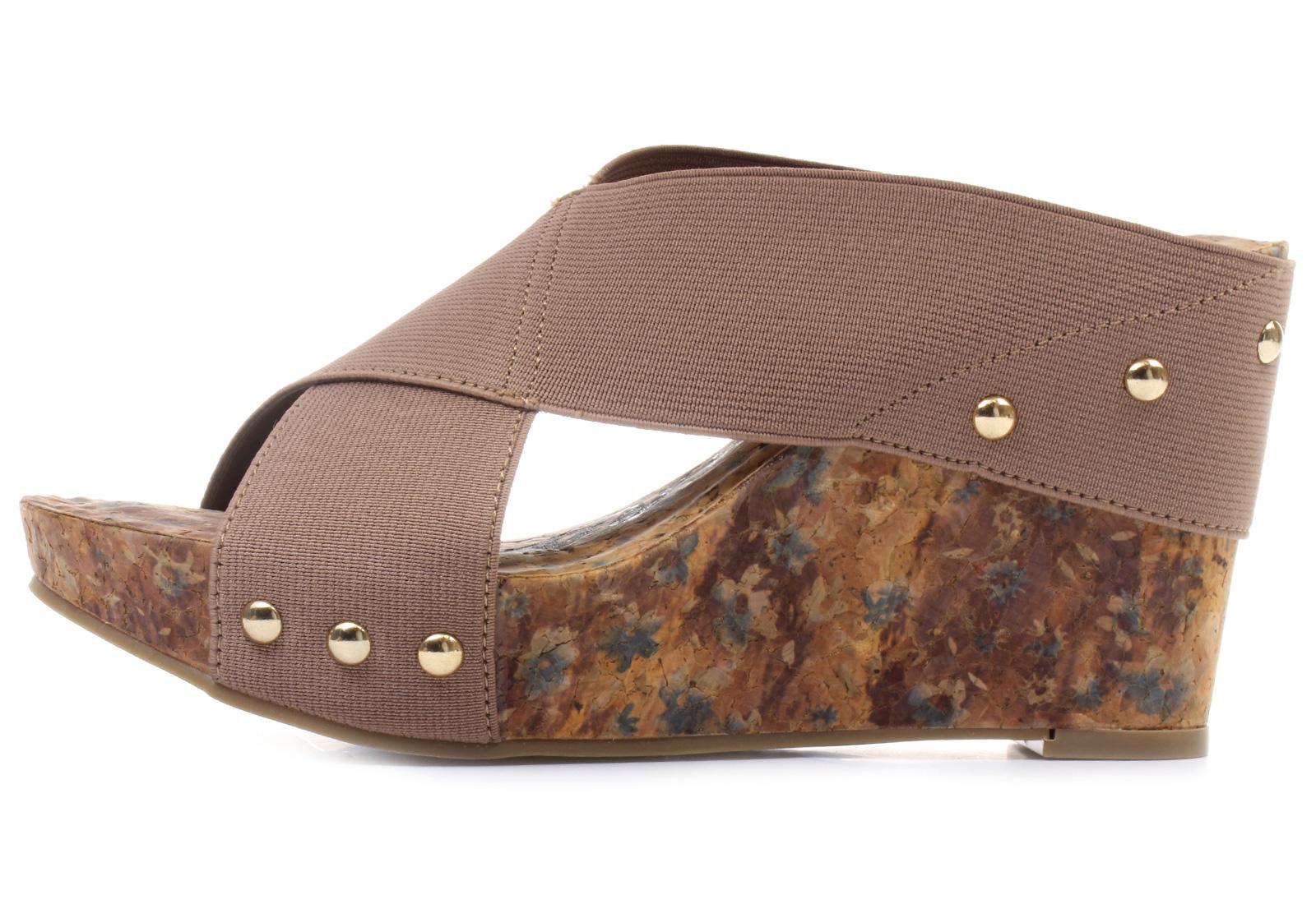 beaed0135e0e Skechers Papucs - Wink - 38328-brn - Office Shoes Magyarország