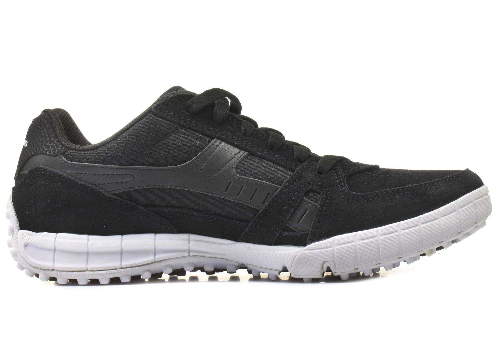 Skechers Shoes - Deal Time - 51335-blk