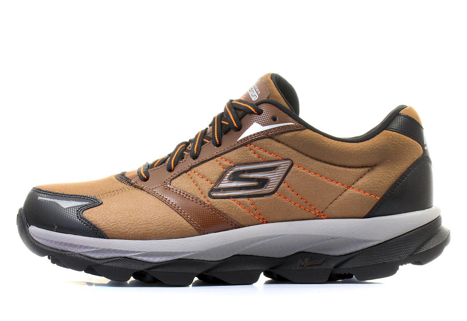 Skechers Shoes - Go Run Ultra Lt - 53916-brbk - Online Shop For Sneakers Shoes And Boots