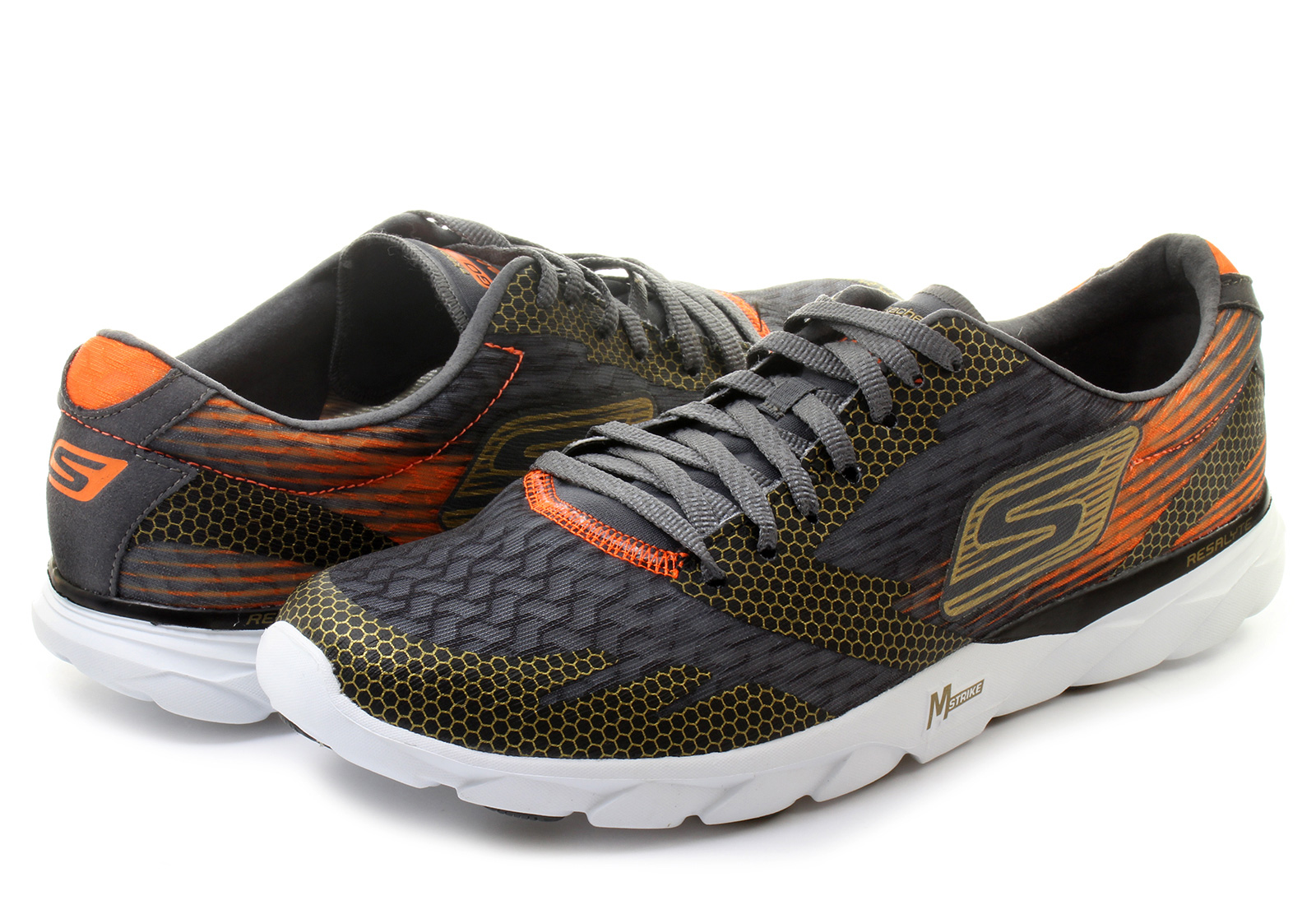 skechers gomeb speed 2 mens grey sale
