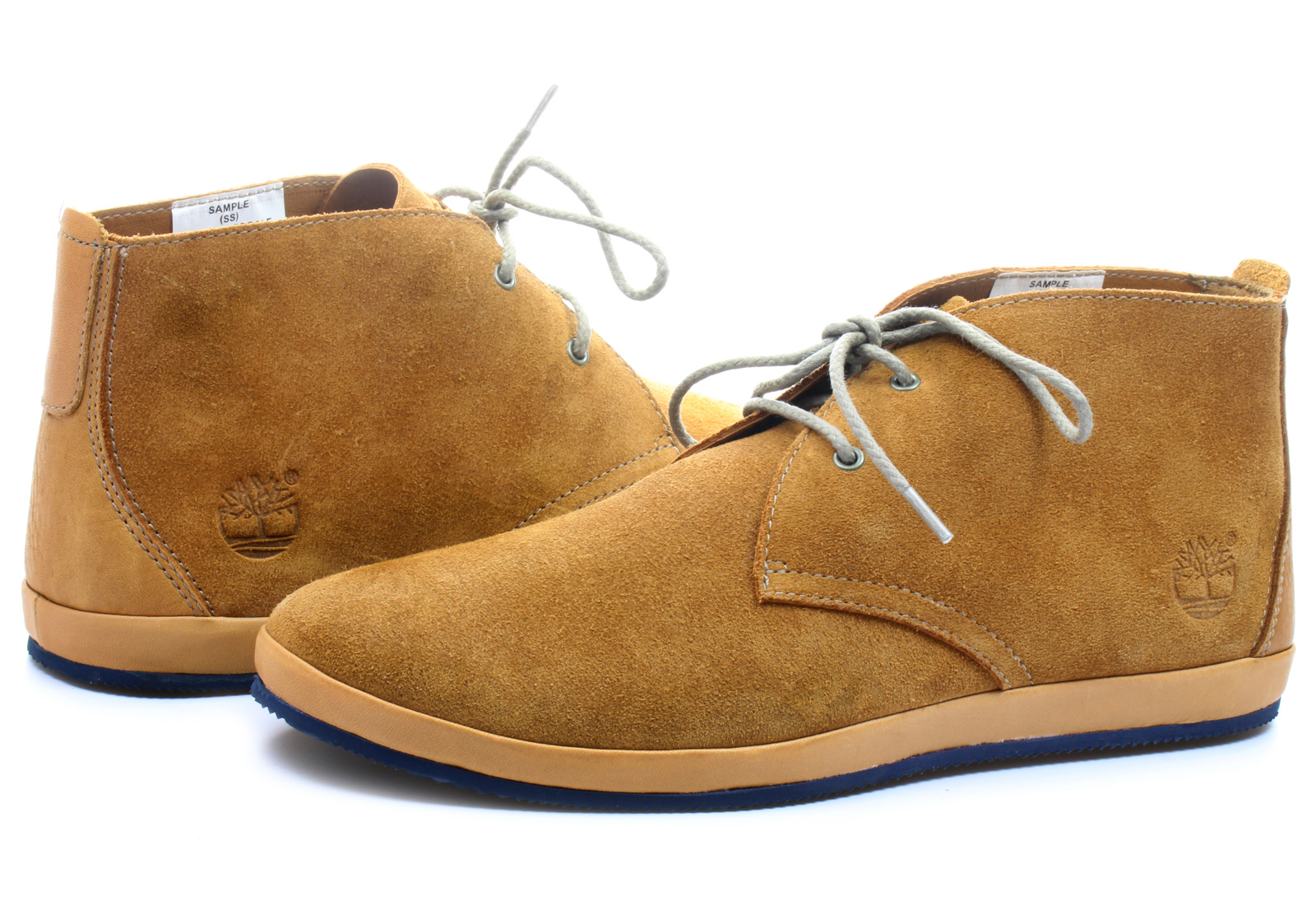 Timberland Cipő - Woodcliff Chukka - 5409A-rus - Office Shoes ... d77f26ac27