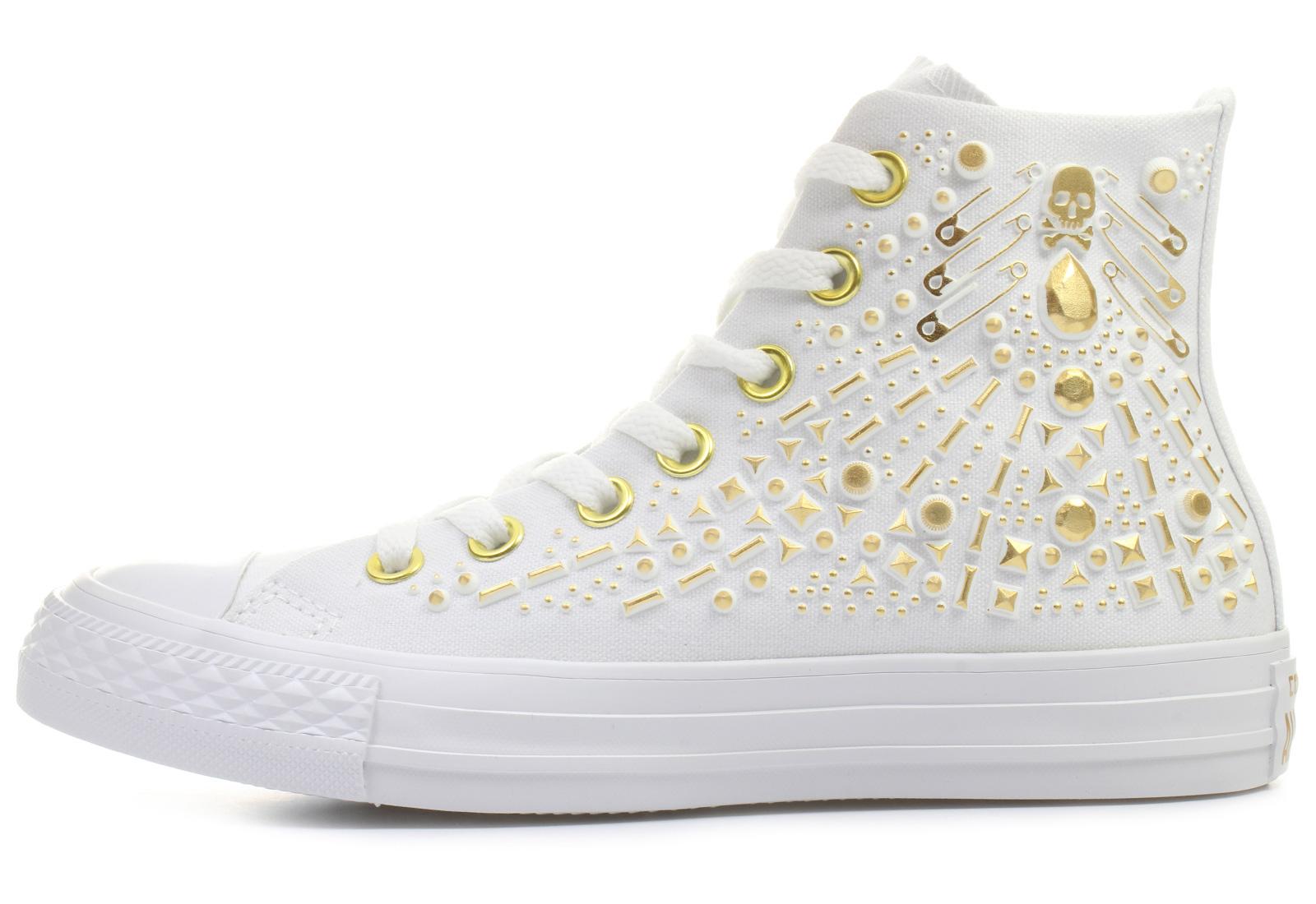 b13309002dbd Converse Sneakers - Chuck Taylor All Star Emboss Hi - 542443C ...