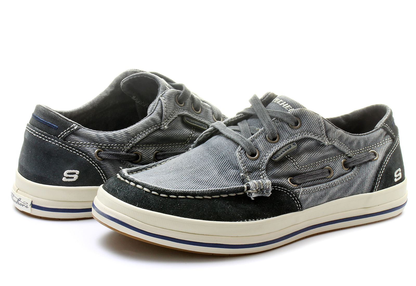 Skechers Diamondback férfi utcai cipő , Férfi cipő | utcai