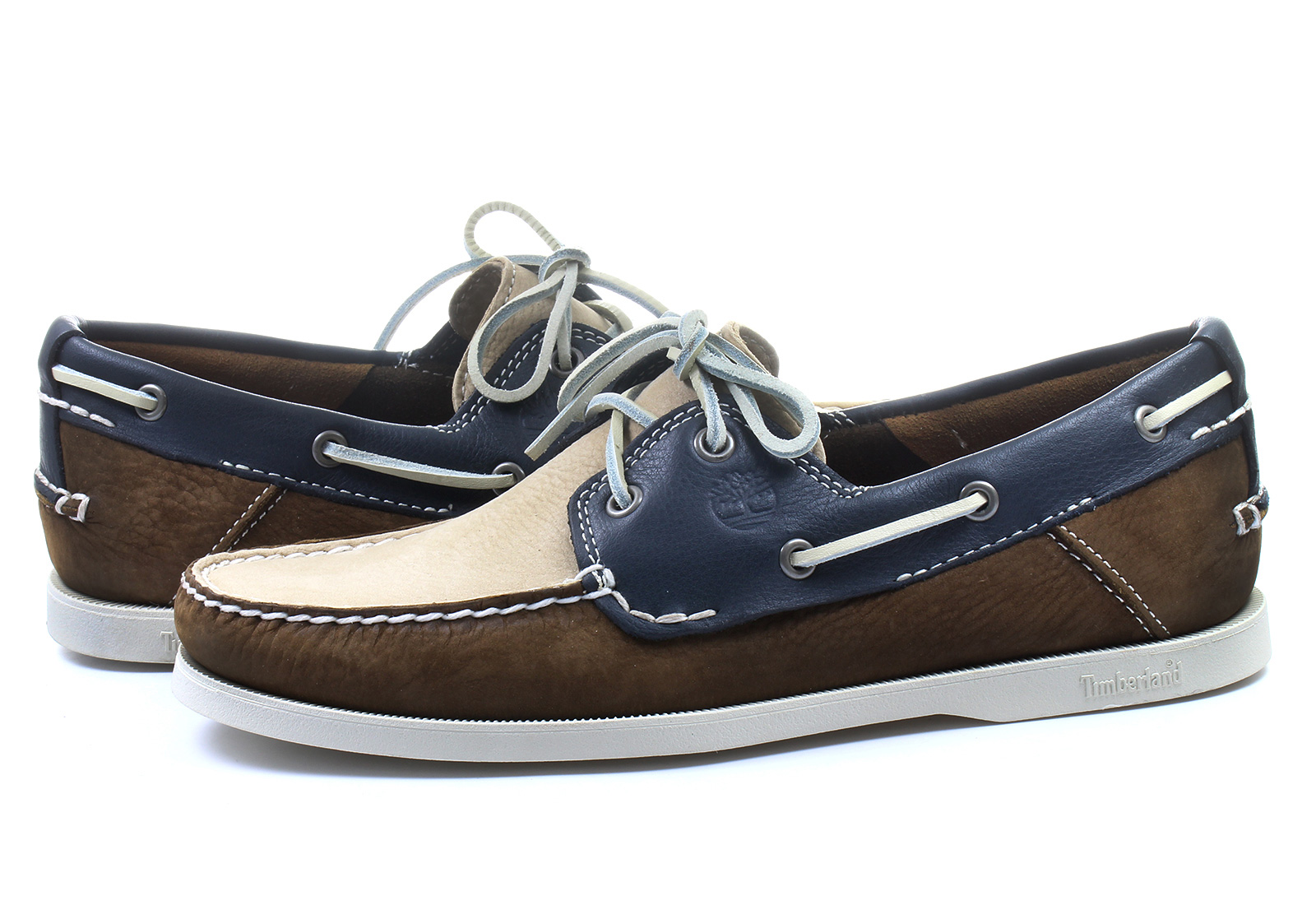 Timberland CLASSIC BOAT szare