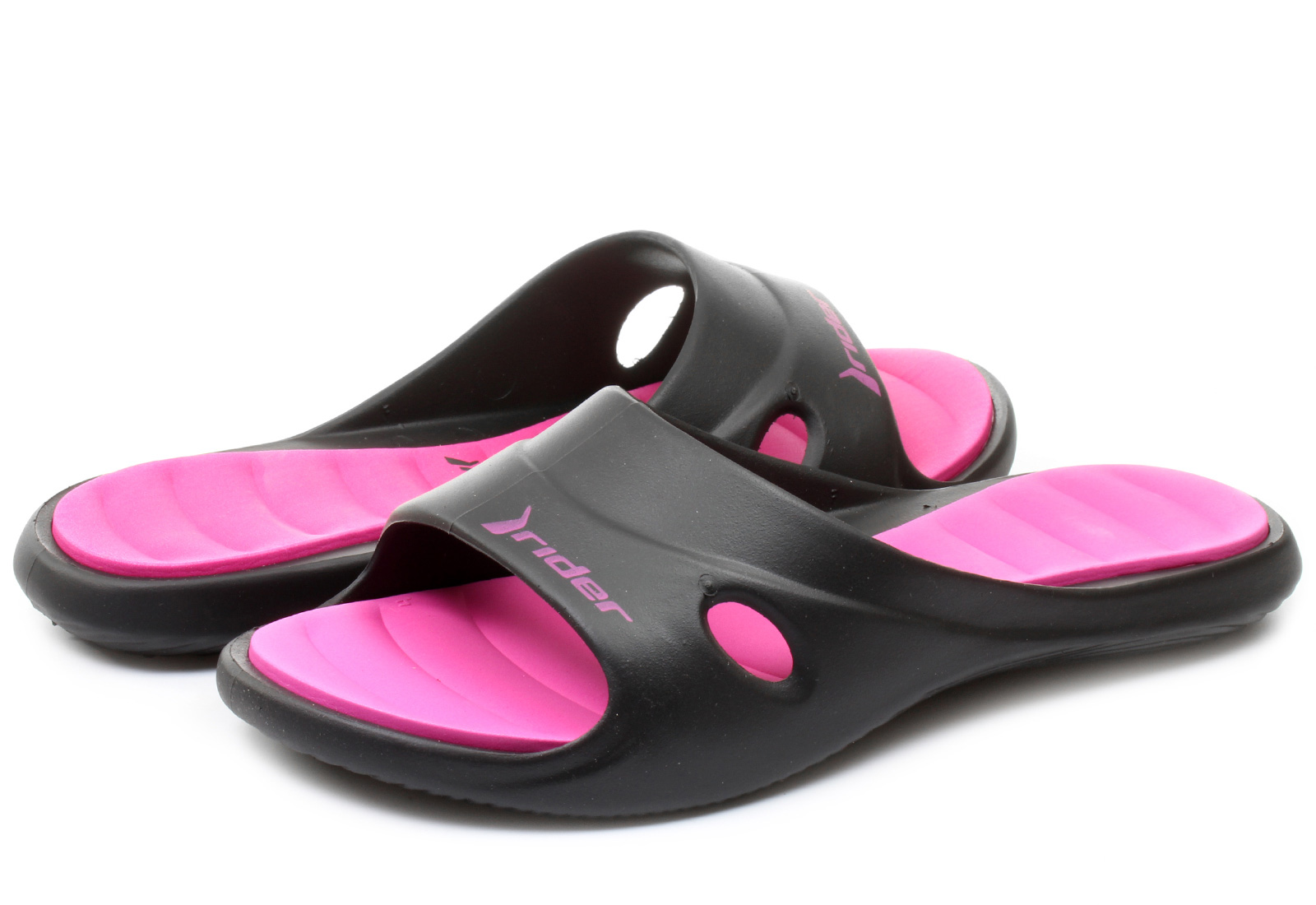 Rider Slide Feet III női papucs, fekete ár, vásárlás
