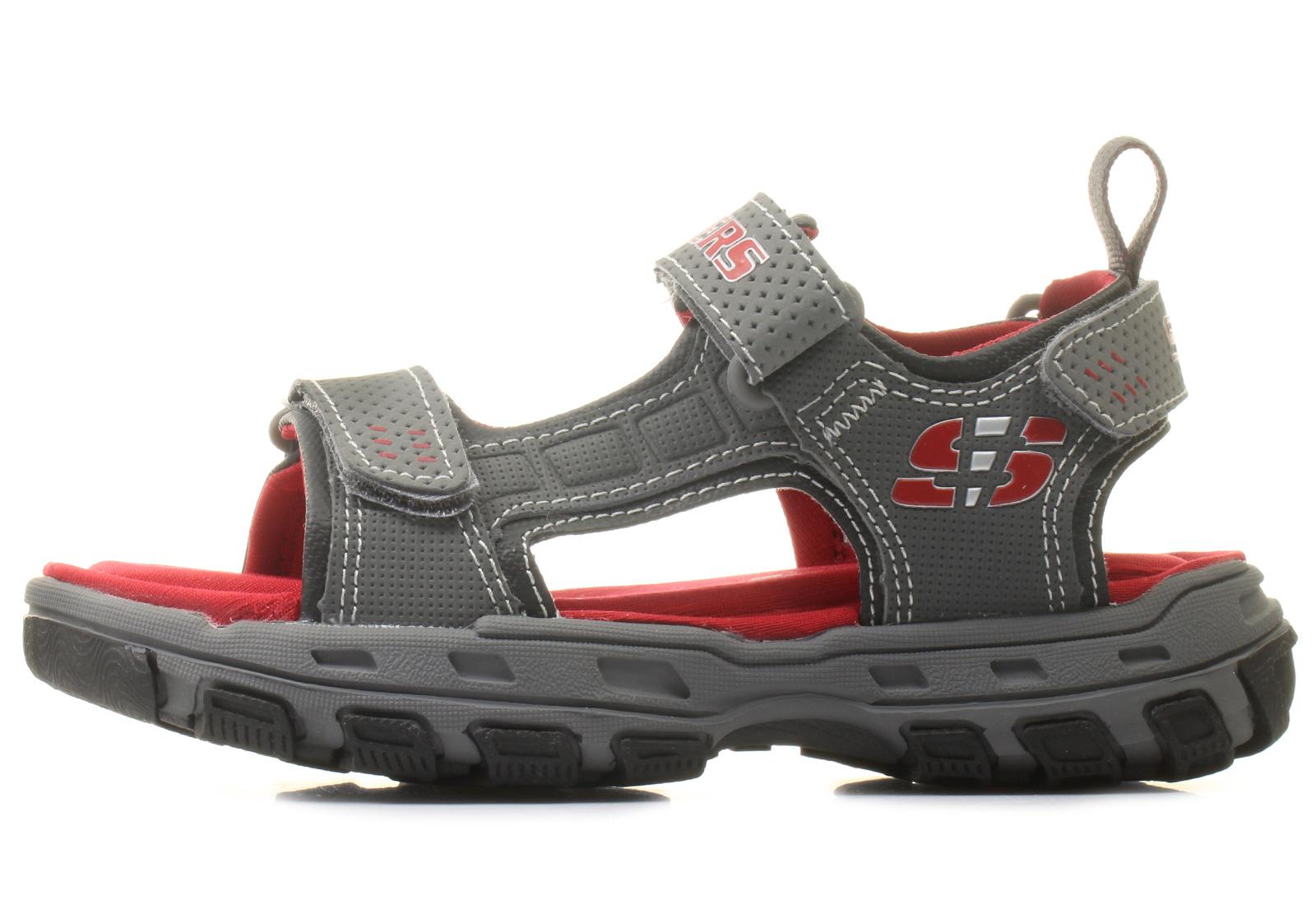 skechers sandals gander 97150l ccrd shop for