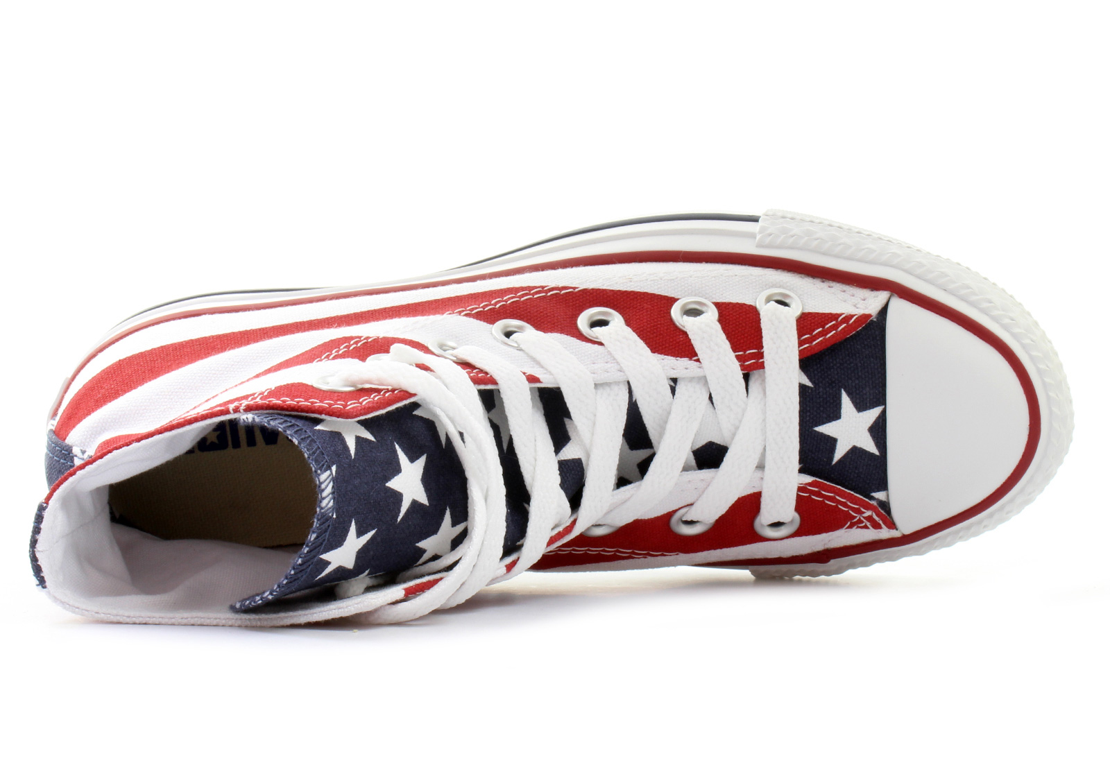 2ad3701a7f0e Converse Tornacipő - Chuck Taylor All Star Flag Hi - M8437C - Office ...