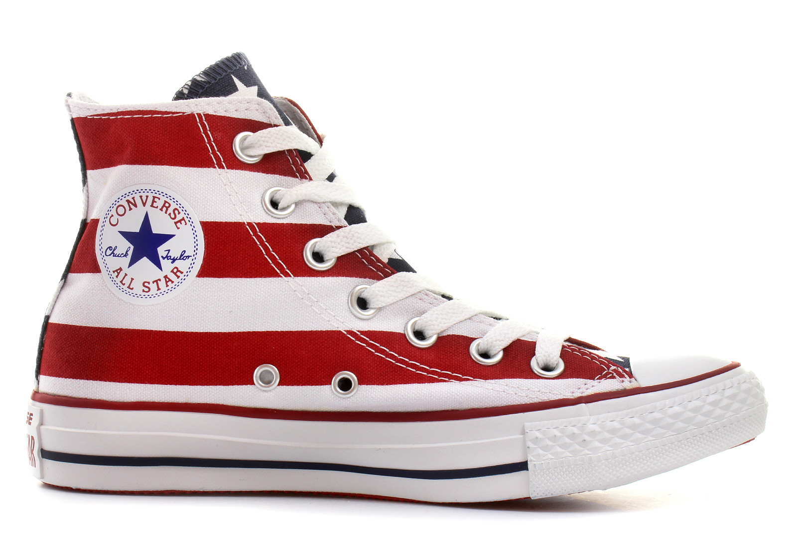 77b2226e Converse Trampki - Chuck Taylor All Star Flag Hi - M8437C - Obuwie i ...