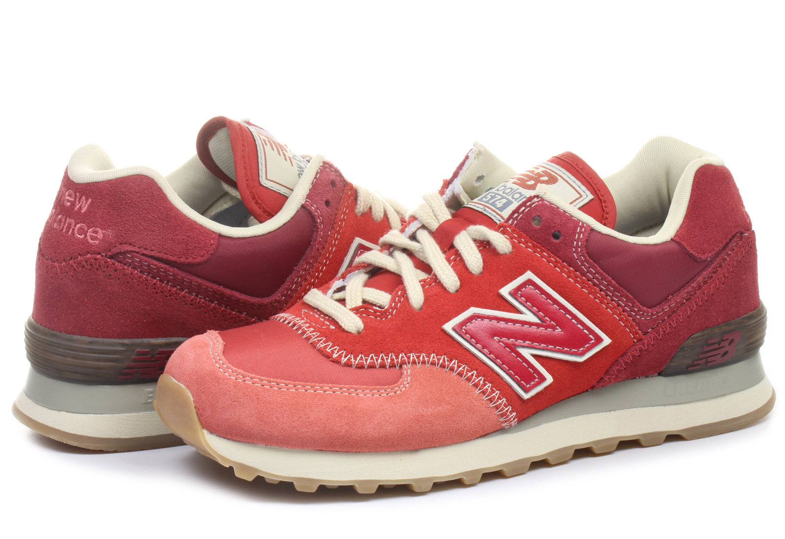 sports shoes 05fc5 e847a New Balance Shoes - Ml574 - ML574RMA - Online shop for sneakers, shoes and  boots