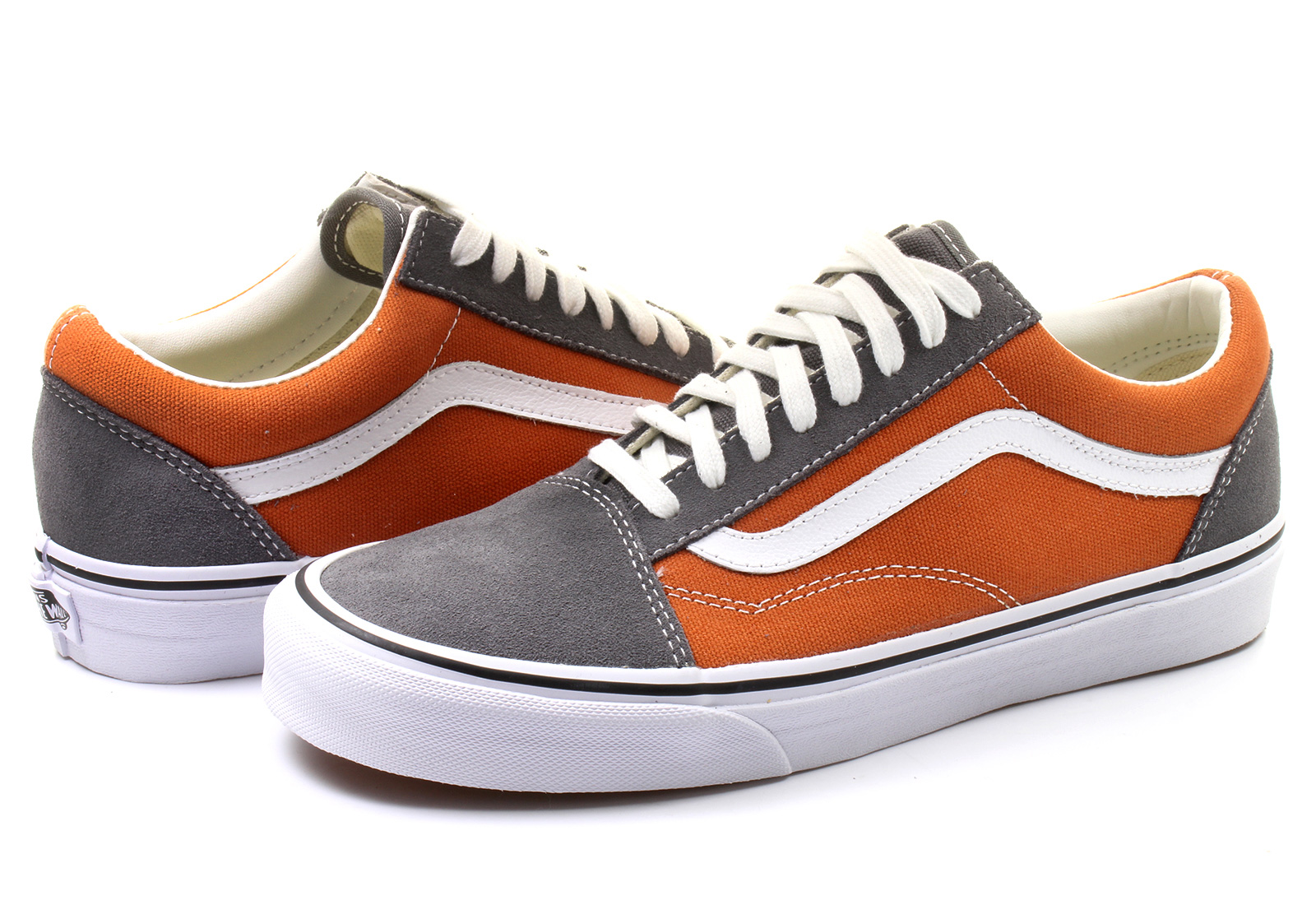Vans Shoes - Old Skool - VVOKAY9 - Online shop for sneakers 242398bf21