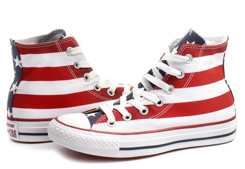 Converse Tenisky - Chuck Taylor All Star Flag Hi - M8437C - Tenisky ... ae885eb21e4