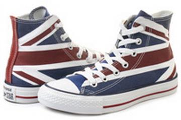 0dbaed14 Converse Trampki - Chuck Taylor All Star Uk Flag Hi - 138449C ...