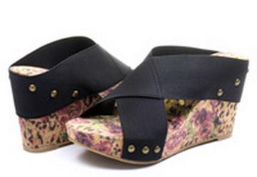 019a2d5e021f Skechers Papucs - Wink - 38328-blk - Office Shoes Magyarország