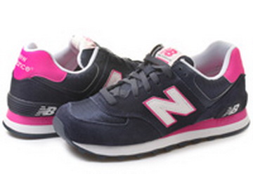 online store 2921b 5ba60 New Balance Shoes - Wl574 - WL574CPN - Online shop for sneakers, shoes and  boots