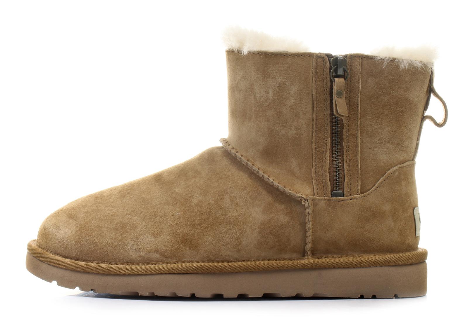 khaki ugg boots
