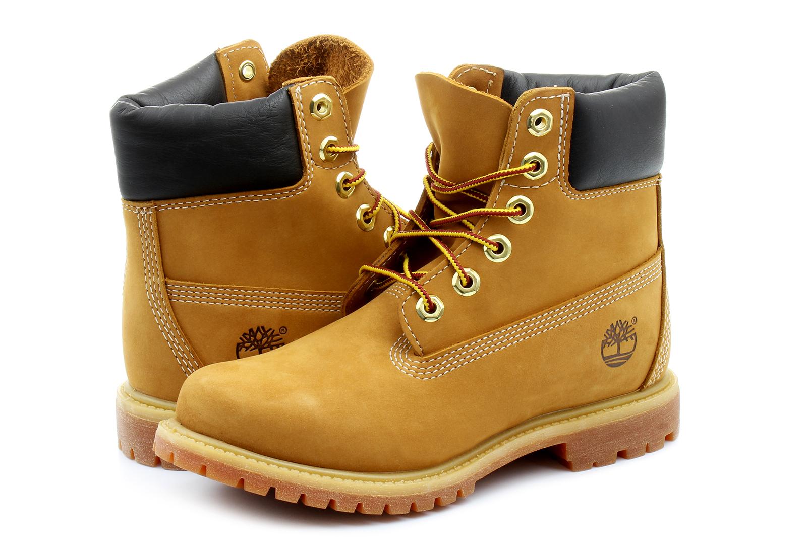 7bd601fb898 Timberland Boty Farmářky - 6in Prem Boot - 10361-wheTenisky