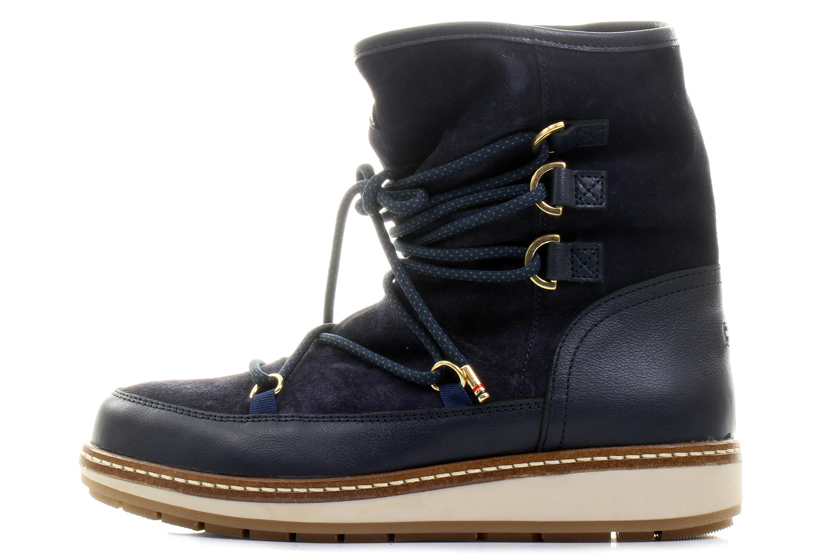 Tommy Hilfiger Boots - Wooli 6c1w - 15F-0004-403 - Online shop for sneakers, shoes and boots