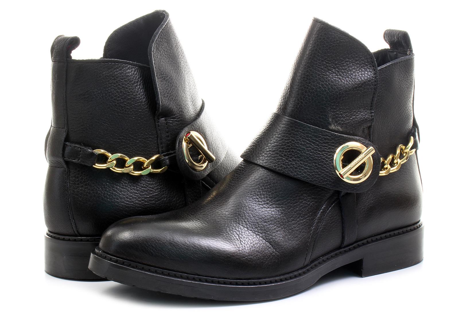 Tommy Hilfiger Csizma - Holly 1a - 15F-9490-990 - Office Shoes ... cc36943e6c