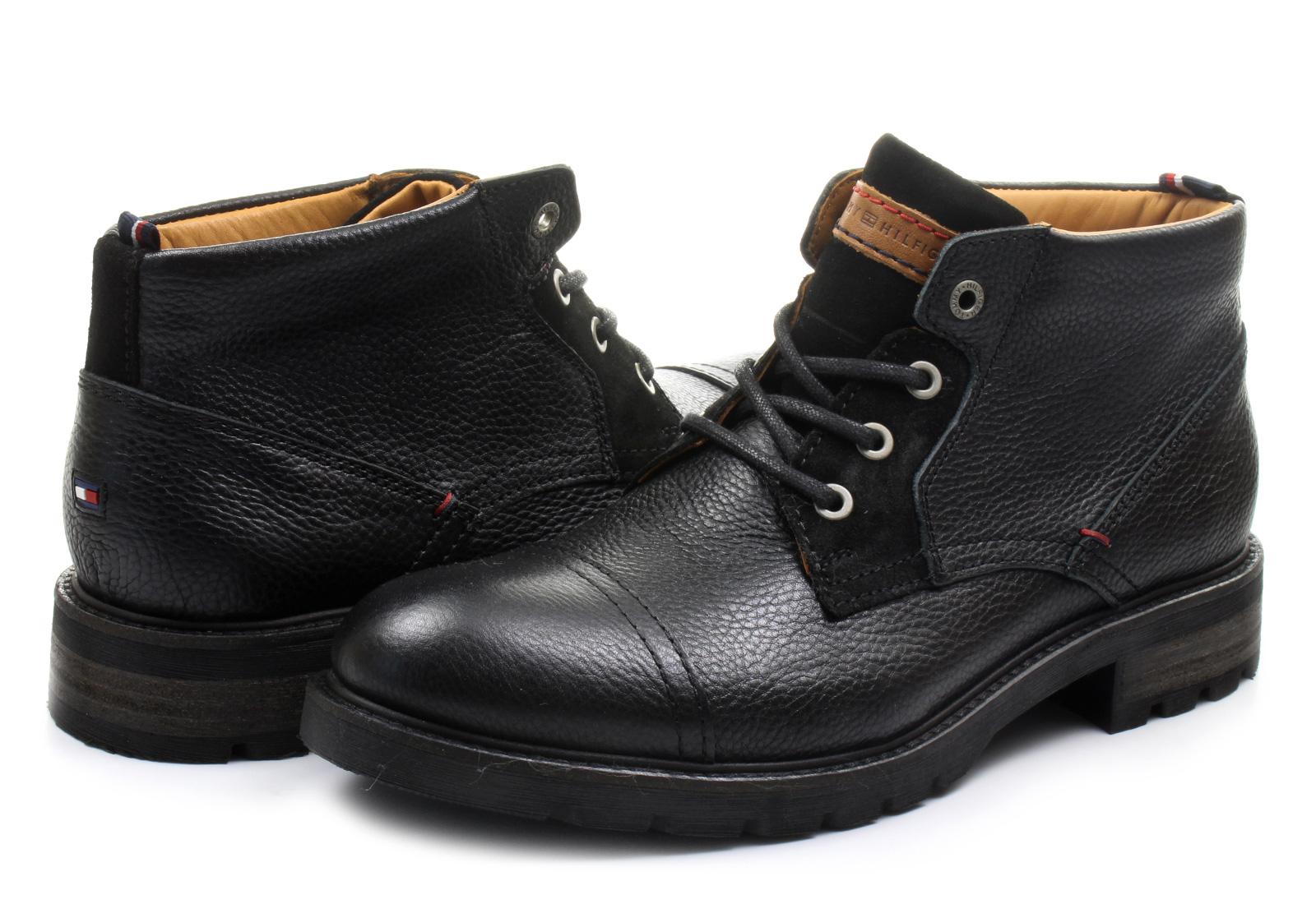 tommy hilfiger boots curtis 5a 15f 9595 990 online. Black Bedroom Furniture Sets. Home Design Ideas