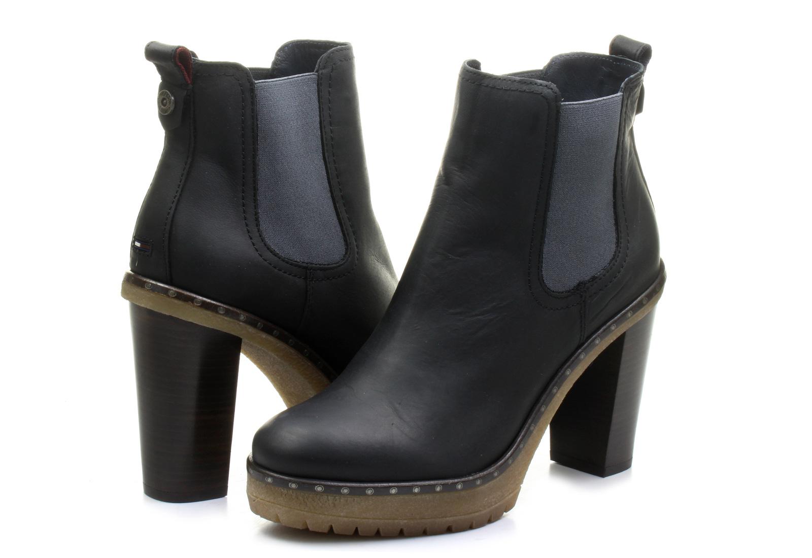 Tommy Hilfiger Csizma - Cleo 1a - 15F-9813-990 - Office Shoes ... b42394c34b
