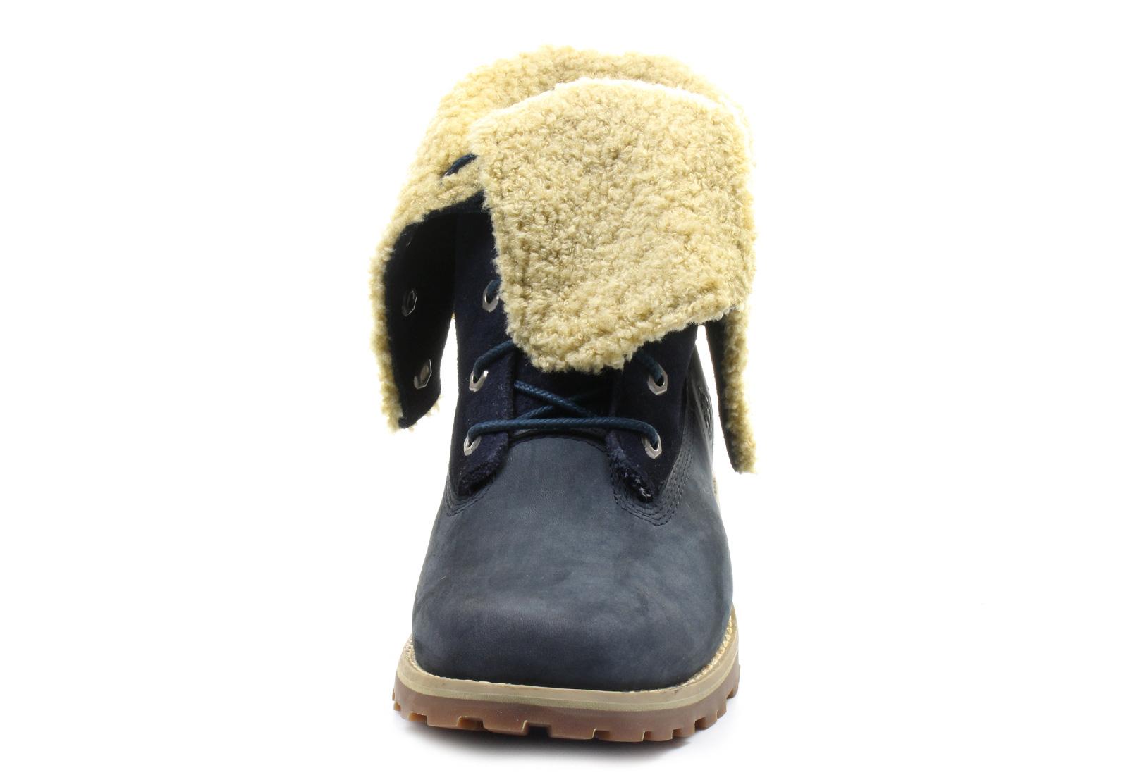 Timberland Topánky - 6 Inch Shrl Boot - 1690a-nvy - Tenisky 328923a6ba3