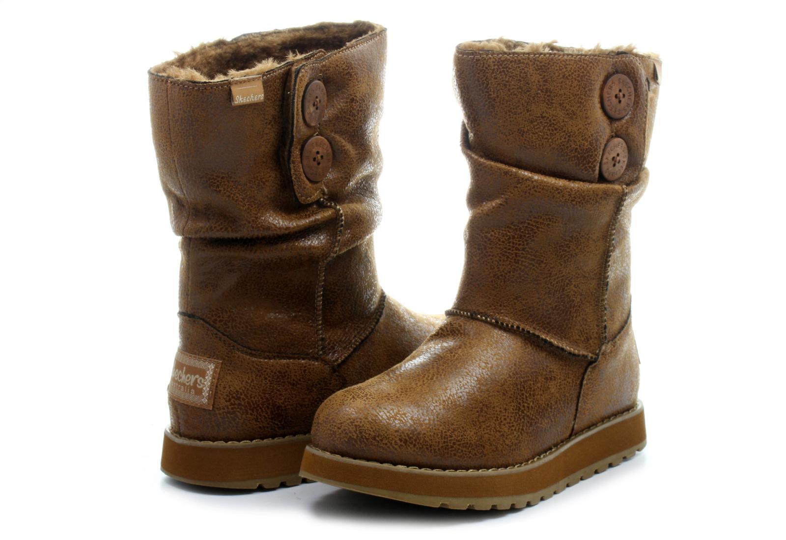Skechers Vysoké boty - Keepsakes - Leather-esque - 48367 ... 4a1bba9a26