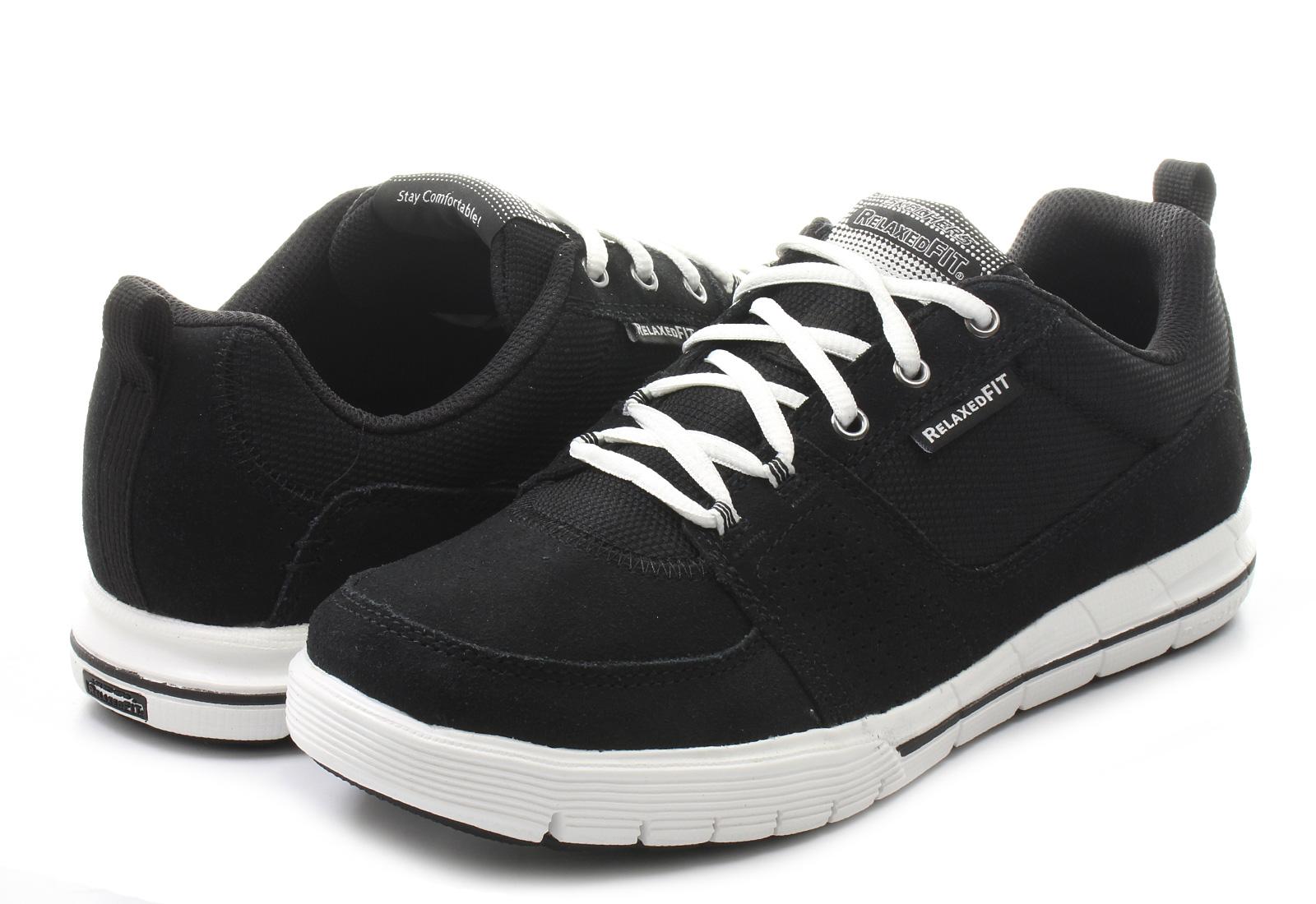 Skechers Cipő - Arcade Ii- Next Move - 51138-bkw - Office Shoes ... 0ae28c32f2