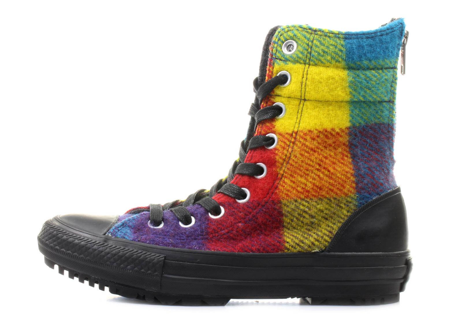83a3cd1c2484d7 Converse Sneakers - Chuck Taylor All Star Hi-rise Boot Wool Hi ...