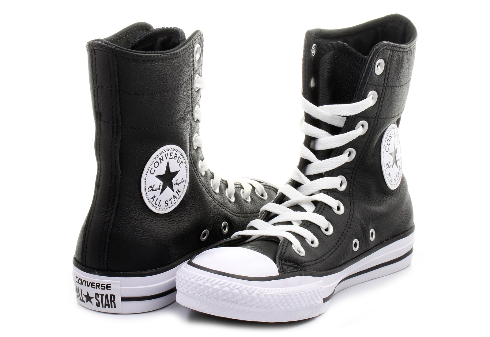 a8dad46c2d4 Converse Sneakers - Chuck Taylor All Star Hi-rise Leather Hi ...