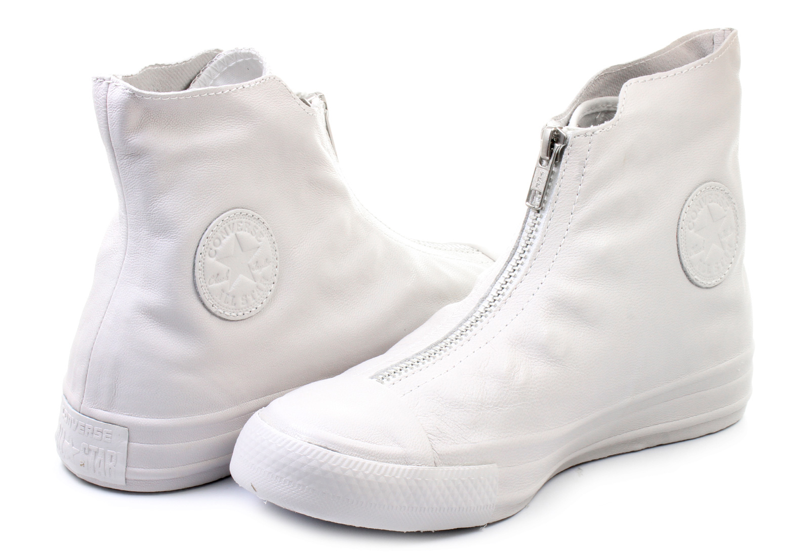 648a3f4d0e2d Converse Sneakers - Chuck Taylor All Star Shroud Leather Hi ...