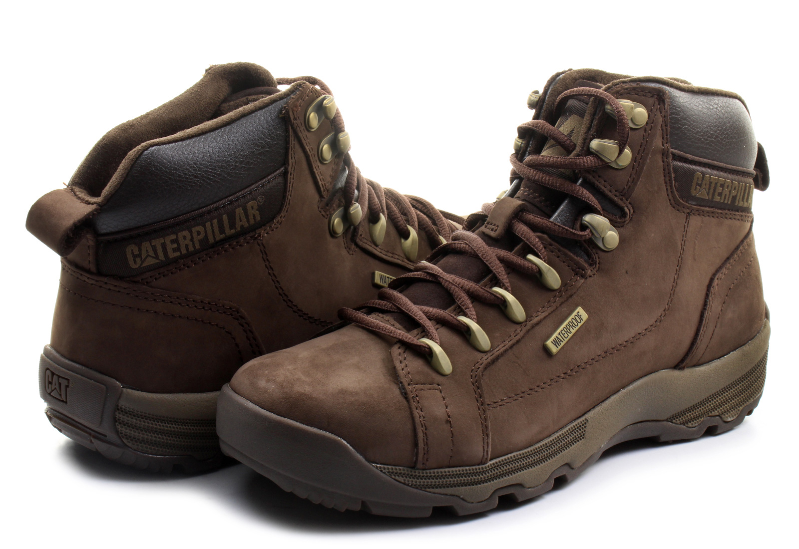 różnie różne wzornictwo zniżka Cat Buty Zimowe - Supersede Wp - 719135-cho - Obuwie i buty damskie,  męskie, dziecięce w Office Shoes