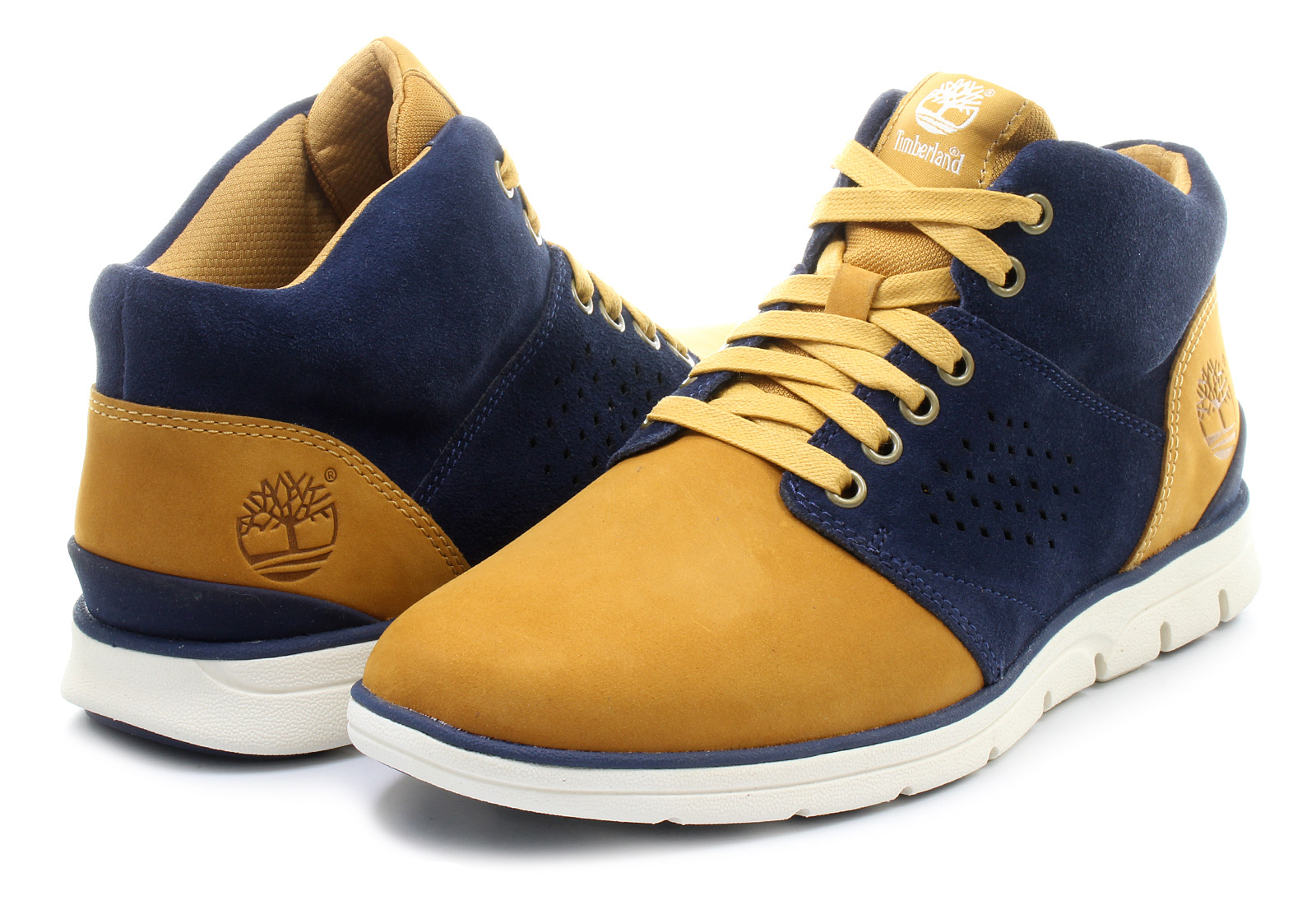 e115b8ba9de Timberland Boots - Bradstreet Half Cab - a121l-whe - Online shop for  sneakers, shoes and boots