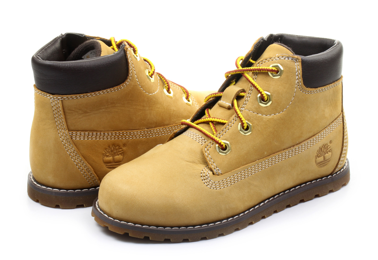 b0138326e305 Timberland Boots - Pokey Pine 6 Inch Boot - a125q-whe - Online shop ...