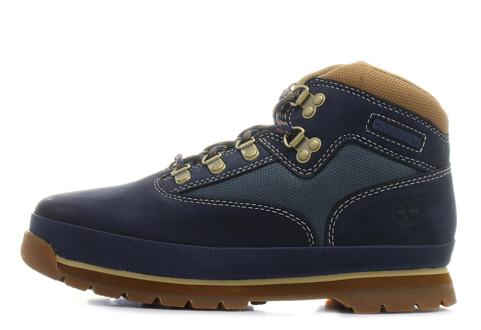 Timberland Boots Euro Hiker A12w3 Blu Online Shop