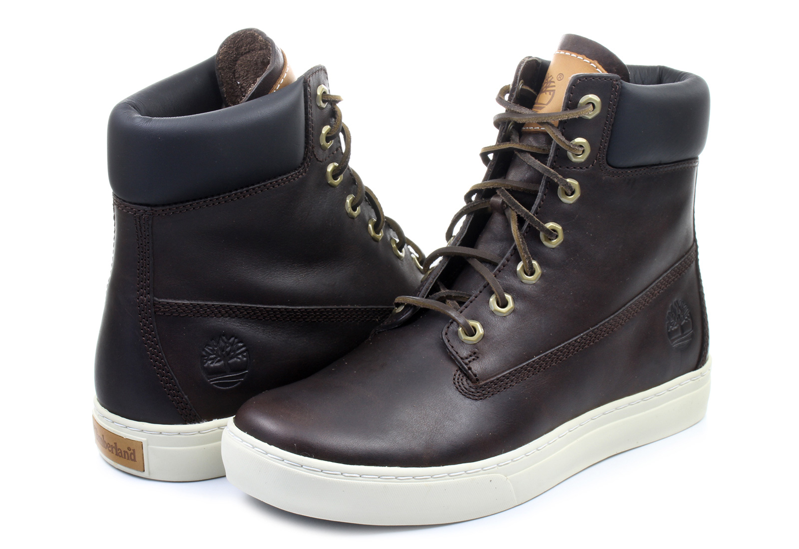 Timberland Boty - Newmarket Ii Cup 6 inch - a14bs-dbrTenisky 22eaa0dce56